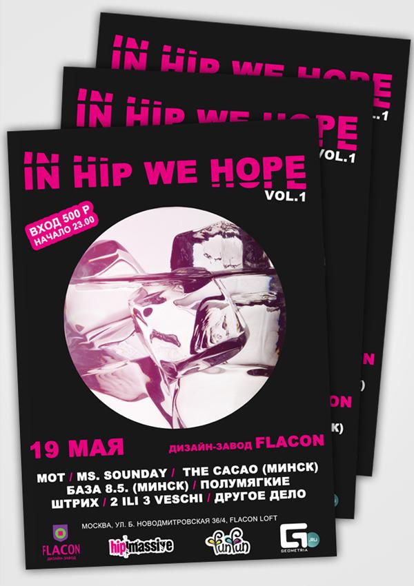 In Hip we Hope