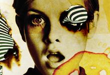 Плакат: Стилизация под гранж