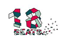 Логотип: 18 Beats