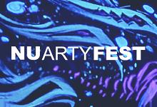 Оформление «NU ARTY FEST» 2021